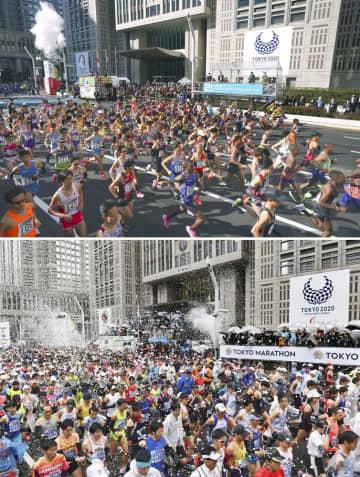 10月の東京マラソン中止へ 緊急事態宣言延長で 画像1