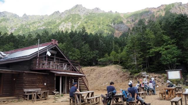 絶景と秘湯に出会う山旅(32)赤岳鉱泉から八ヶ岳主峰の赤岳を目指す 画像17