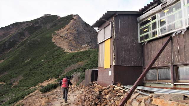 絶景と秘湯に出会う山旅(32)赤岳鉱泉から八ヶ岳主峰の赤岳を目指す 画像23