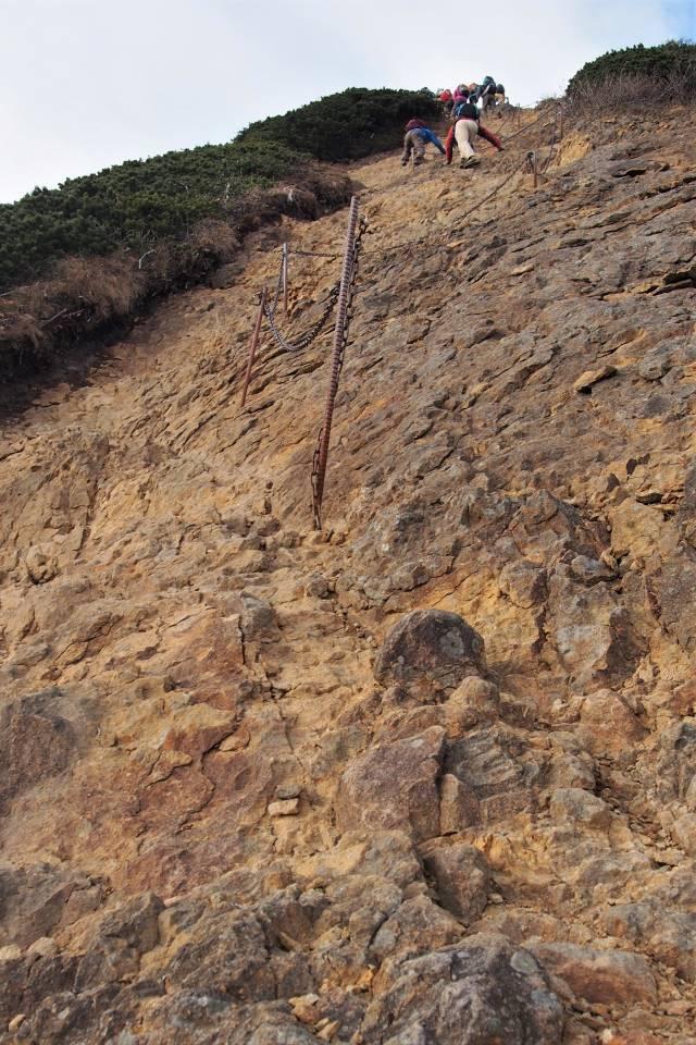 絶景と秘湯に出会う山旅(32)赤岳鉱泉から八ヶ岳主峰の赤岳を目指す 画像24
