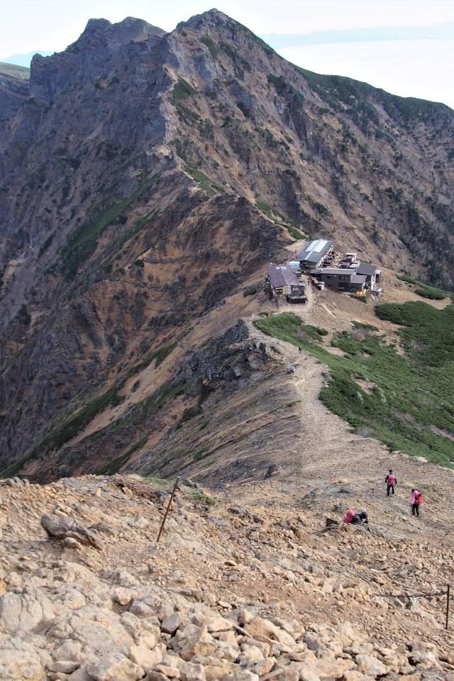 絶景と秘湯に出会う山旅(32)赤岳鉱泉から八ヶ岳主峰の赤岳を目指す 画像25