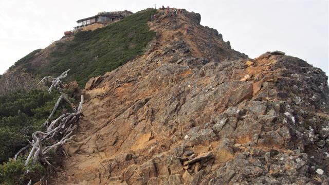 絶景と秘湯に出会う山旅(32)赤岳鉱泉から八ヶ岳主峰の赤岳を目指す 画像26