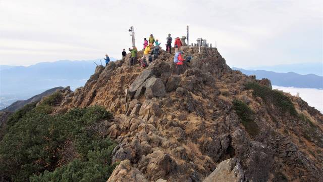 絶景と秘湯に出会う山旅(32)赤岳鉱泉から八ヶ岳主峰の赤岳を目指す 画像28