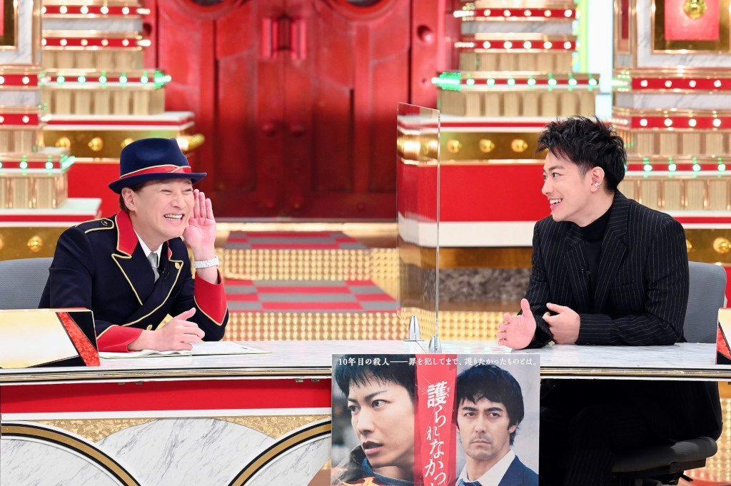 「金スマ」にデビュー15周年を迎えた佐藤健が登場 収録前日の就寝時間は朝の5時!驚きの私生活も告白 画像1