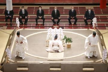 新横綱照ノ富士に大きな注目 大相撲秋場所、12日開幕 画像1