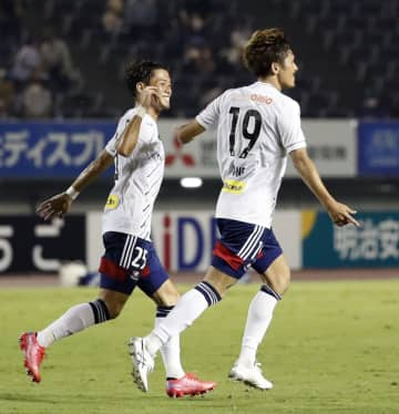 J1、2位横浜Mが広島下す 前田が15点目 画像1