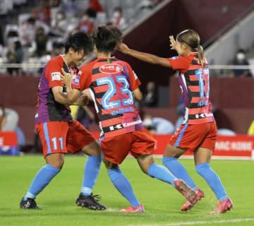 女子サッカー「WEリーグ」開幕 INAC神戸が大勝 画像1