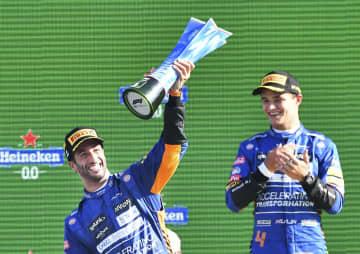 リカルド3年ぶりV F1イタリアGP決勝 画像1