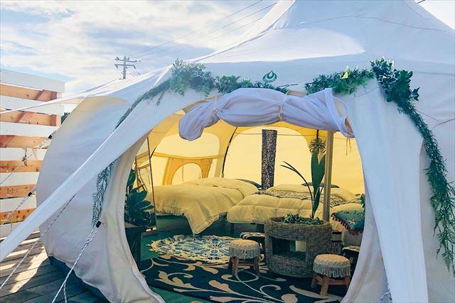 【千葉・館山】南房総の夕陽と星空を満喫するグラマラスステイ「LOTUS NIGHT」 画像2