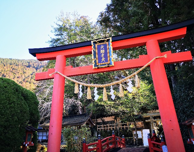 【奈良・天川村】パワースポット、温泉、鍾乳洞・・・車なしでも行ける秘境!心温まる1泊2日の旅 画像3