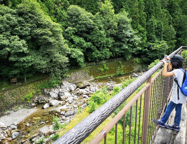 【奈良・天川村】パワースポット、温泉、鍾乳洞・・・車なしでも行ける秘境!心温まる1泊2日の旅 画像29