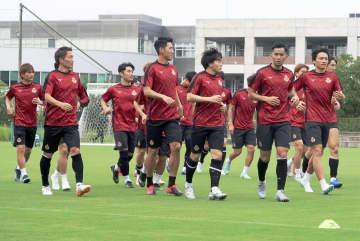 名古屋、川崎がACLに意気込み 14日に決勝トーナメント1回戦 画像1