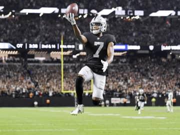 NFL、レイダーズが逆転勝ち 延長の末レーベンズに 画像1