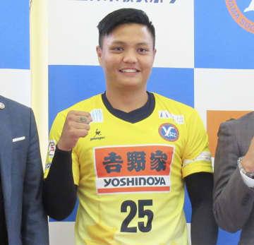 元ミャンマー代表の難民選手入団 フットサルのYS横浜 画像1