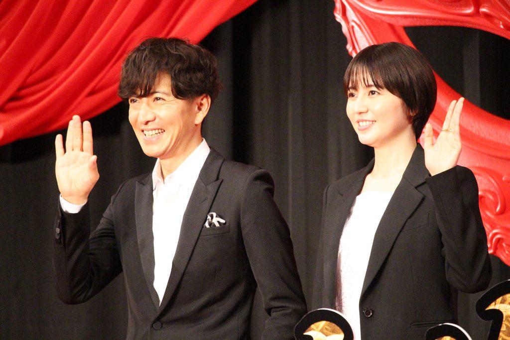 木村拓哉、長澤まさみとの共演は「非常に気持ちよくセッションが進む感じ」 長澤「木村さんは柔軟なスポンジのよう」 画像1