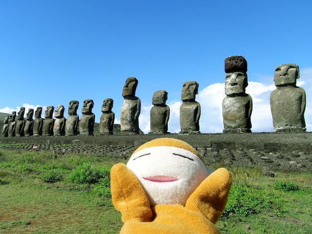 日本列島ゆるゆる古墳ハント(31)世界一周してわかった、世界の遺跡に負けない「古墳の魅力」 画像8