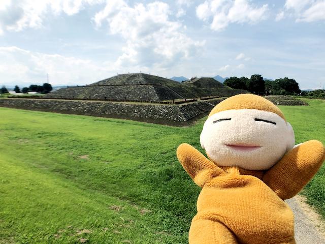 日本列島ゆるゆる古墳ハント(31)世界一周してわかった、世界の遺跡に負けない「古墳の魅力」 画像18