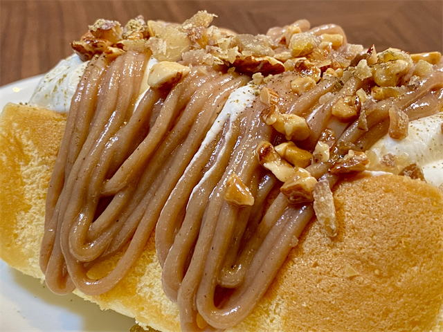 【春水堂】梨たっぷりドリンク、酸辣湯麵、台湾カステラも新登場!旬の味わいが楽しめる秋の新商品実食ルポ 画像5