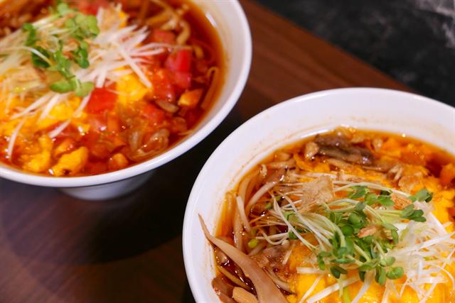 【春水堂】梨たっぷりドリンク、酸辣湯麵、台湾カステラも新登場!旬の味わいが楽しめる秋の新商品実食ルポ 画像6