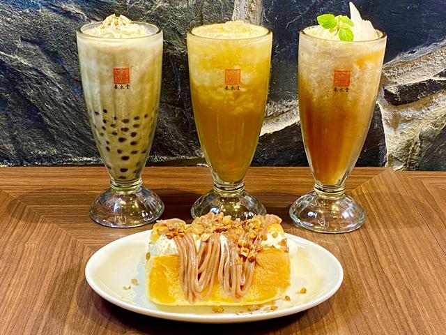 【春水堂】梨たっぷりドリンク、酸辣湯麵、台湾カステラも新登場!旬の味わいが楽しめる秋の新商品実食ルポ 画像1