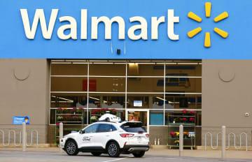 米、自動運転車で商品配送試験 ウォルマートが3都市で 画像1