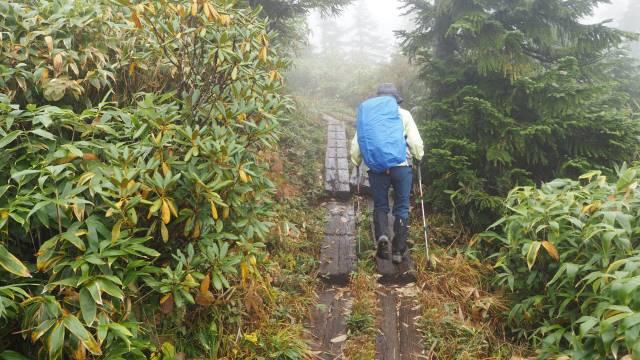 絶景と秘湯に出会う山旅(33)日本百名山の会津駒ケ岳と秘湯 桧枝岐温泉 画像6