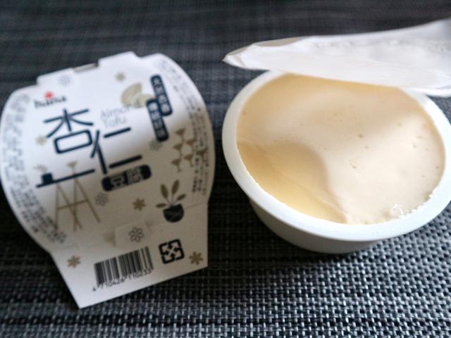 【台湾】コンビニで定番の台湾スイーツ、「豆花」「杏仁豆腐」「愛玉檸檬ゼリー」3種類を食べ比べ! 画像7