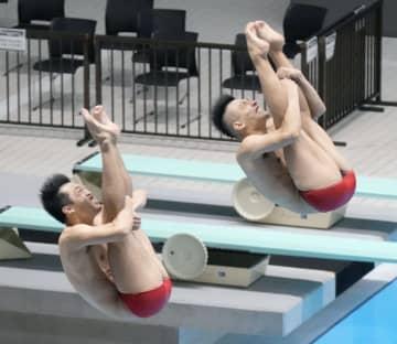 飛び込み寺内、坂井組が6度目V 日本選手権 画像1