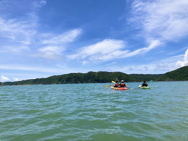 世界遺産に登録!沖縄北部・慶佐次湾のヒルギ林でマングローブカヌーを体験してみた 画像15