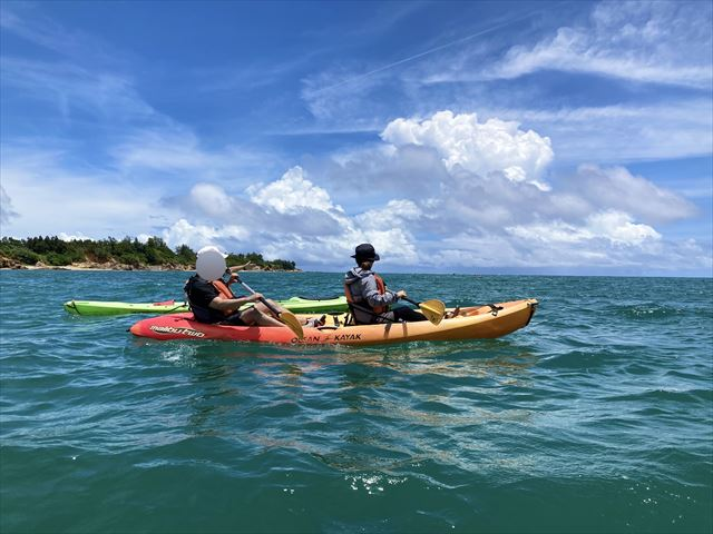 世界遺産に登録!沖縄北部・慶佐次湾のヒルギ林でマングローブカヌーを体験してみた 画像16