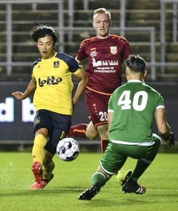 三笘薫、カップ戦で初得点 ベルギーサッカー 画像1