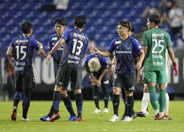 G大阪が準々決勝進出 サッカー天皇杯 画像1