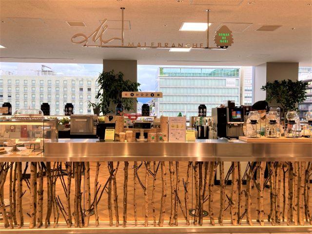 京都駅にマールブランシュ「ロマンの森カフェ」がオープン!オリジナル京都紅茶と限定スイーツを楽しめる【実食ルポ】 画像2