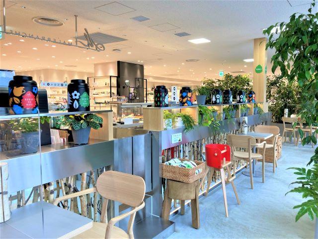 京都駅にマールブランシュ「ロマンの森カフェ」がオープン!オリジナル京都紅茶と限定スイーツを楽しめる【実食ルポ】 画像8