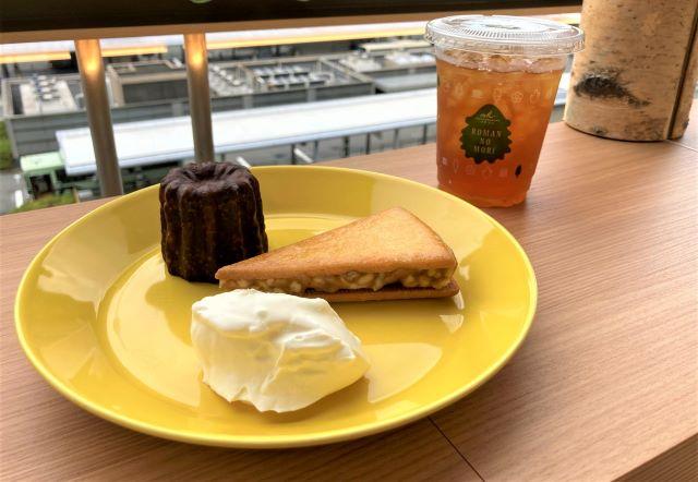 京都駅にマールブランシュ「ロマンの森カフェ」がオープン!オリジナル京都紅茶と限定スイーツを楽しめる【実食ルポ】 画像18