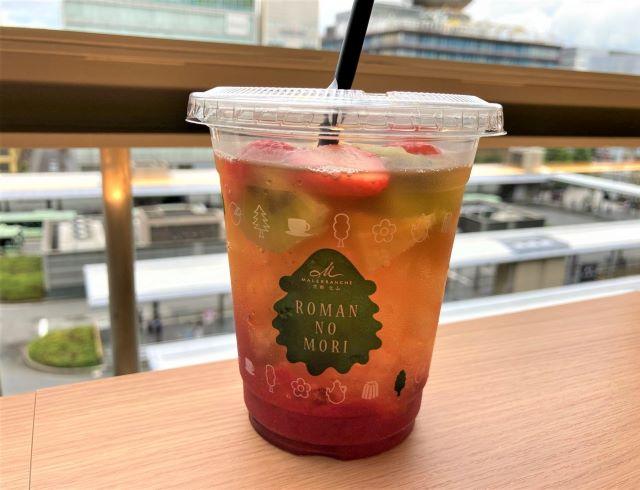 京都駅にマールブランシュ「ロマンの森カフェ」がオープン!オリジナル京都紅茶と限定スイーツを楽しめる【実食ルポ】 画像19
