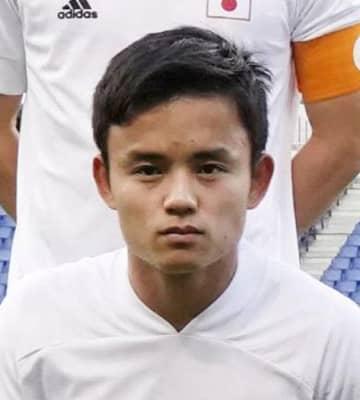 サッカー、久保が膝の負傷で離脱 日本代表MF 画像1