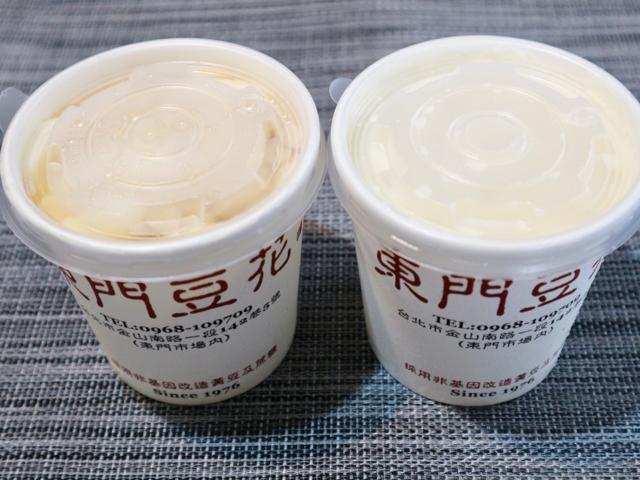 【台湾】「ピーナッツ豆花」のなぜか懐かしい味わい。台北・東門市場の超ローカル店「江記東門豆花」 画像8