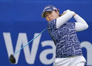 畑岡奈紗は2打差5位発進 米女子ゴルフ第1日 画像1