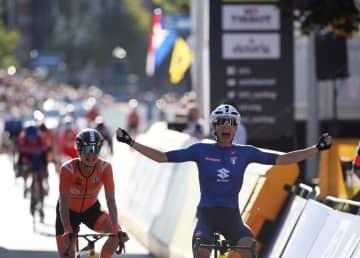 世界自転車、与那嶺恵理は85位 女子個人ロードレース 画像1