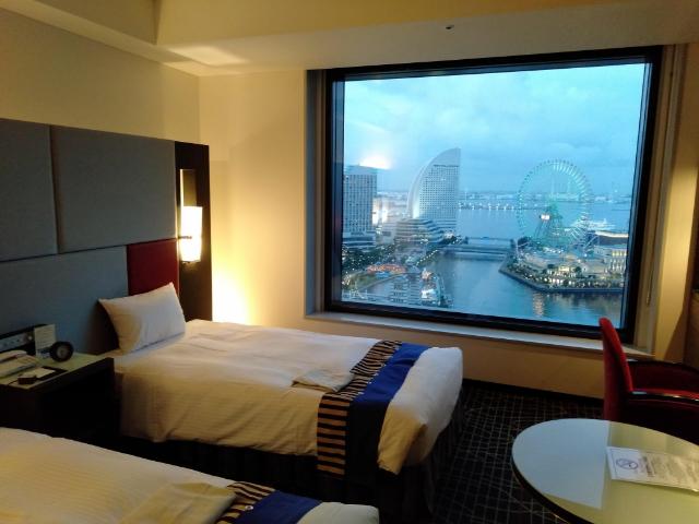 ここが日本!?横浜の感動夜景を楽しめるホテルに泊まってみた【ニューオータニイン横浜プレミアム】 画像8