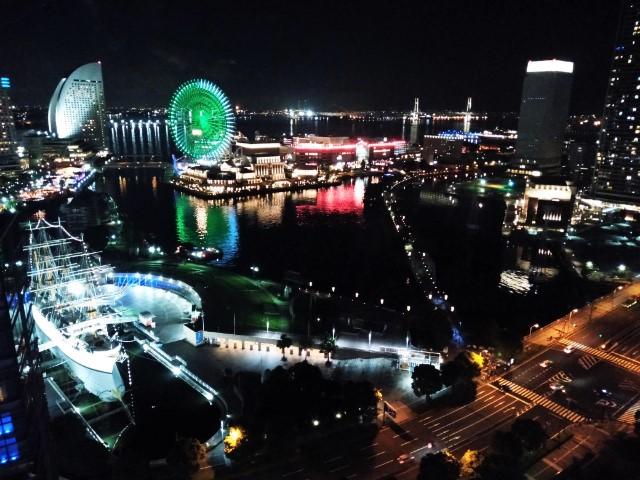 ここが日本!?横浜の感動夜景を楽しめるホテルに泊まってみた【ニューオータニイン横浜プレミアム】 画像12