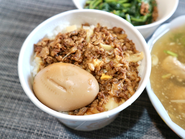 """【台湾】具だくさんな""""豚肉とろみスープ""""が大人気!台北・東門市場近く「東門赤肉羹」 画像8"""