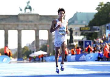 ベルリン・マラソン、土方は9位 エチオピアのアドラが初優勝 画像1
