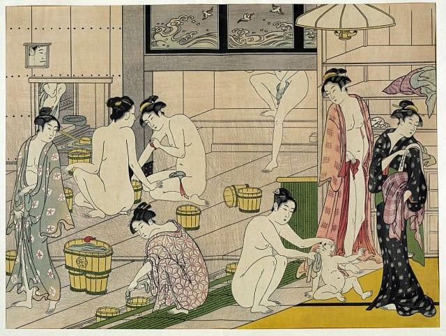 【混浴の日本史】日本の「混浴」はアメリカ人がうらやむもの!?禁止と復活を経て消えゆく文化 画像3