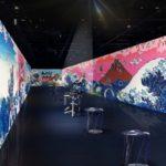 最新技術で北斎の世界を楽しもう KDDIが仮想と現実を融合するアート体験展開 画像1