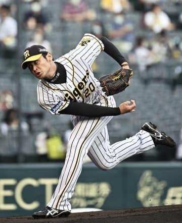 阪神、中田投手の引退を発表 17年で通算100勝、39歳 画像1