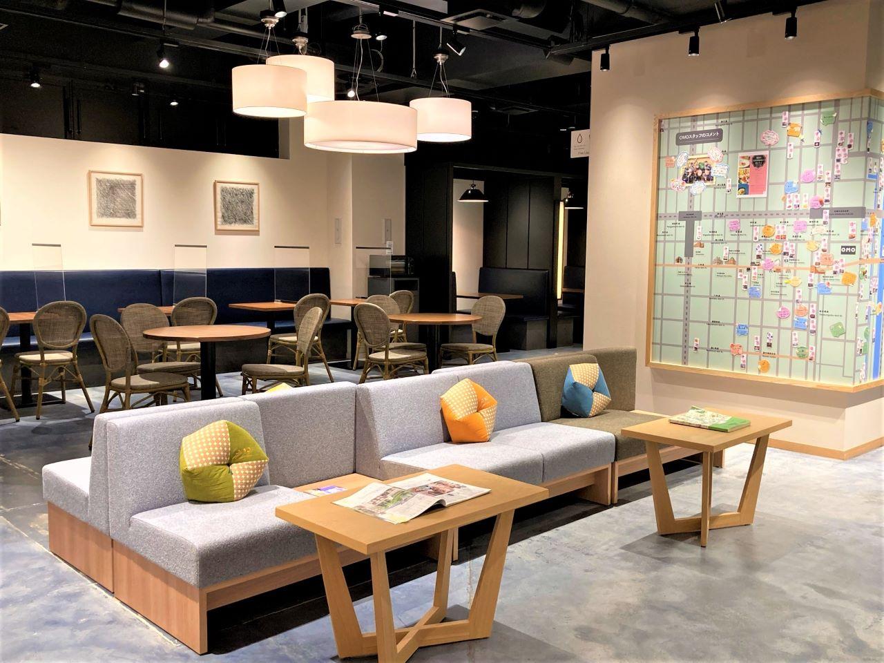 【星野リゾート OMO5京都三条 宿泊ルポ 前編】京都らしい景色とゆとりある客室、優しい朝食でおもてなし 画像1