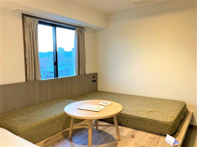 【星野リゾート OMO5京都三条 宿泊ルポ 前編】京都らしい景色とゆとりある客室、優しい朝食でおもてなし 画像17