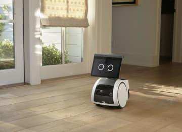 アマゾンが家庭用ロボット 留守宅の監視、高齢者見守り 画像1